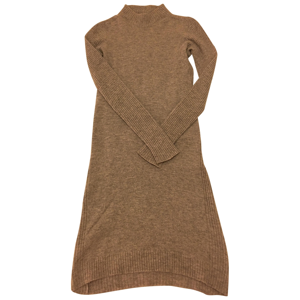 Blumarine \N Grey Cashmere dress for Women 40 IT