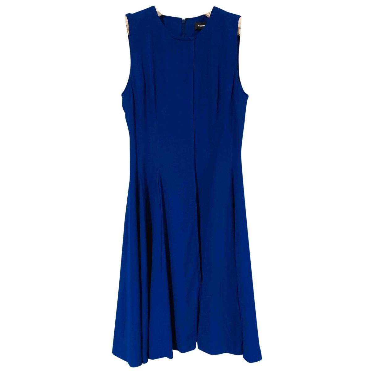 Proenza Schouler \N Blue dress for Women 2 US