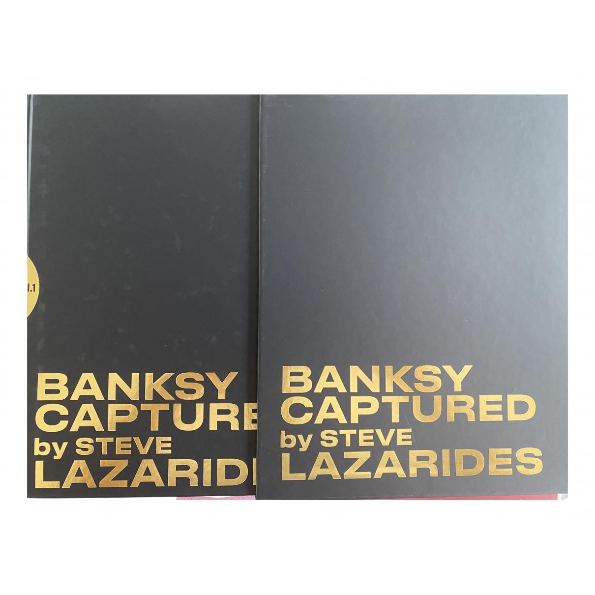Banksy - Art   pour lifestyle en coton - noir