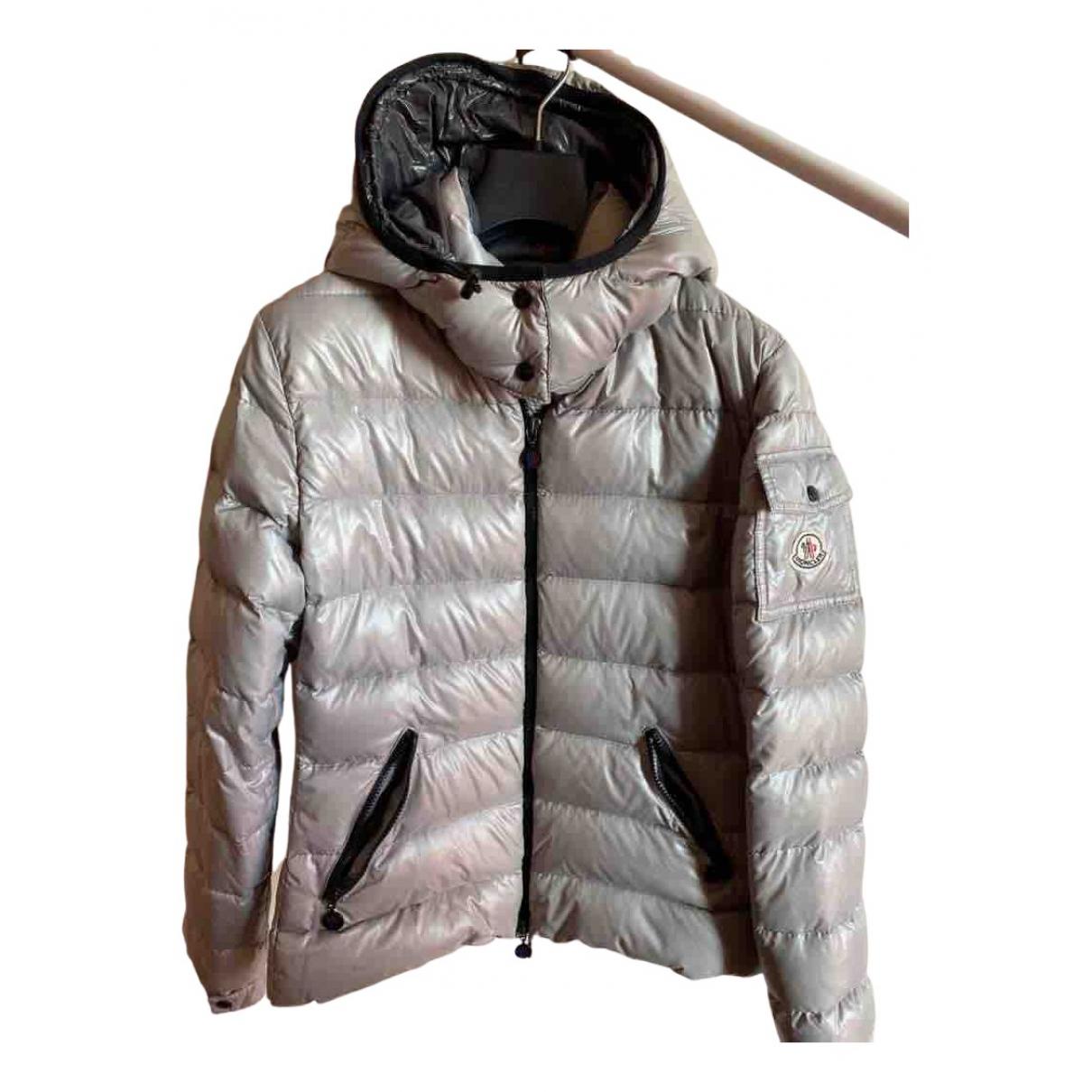 Moncler - Veste Hood pour femme en coton - beige
