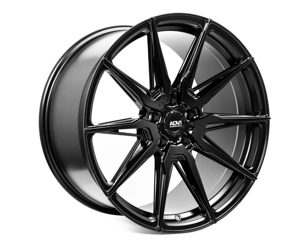 ADV1 ADV5.0 Deep Concave Wheel 19x12 5x120.65 50mm Satin Black