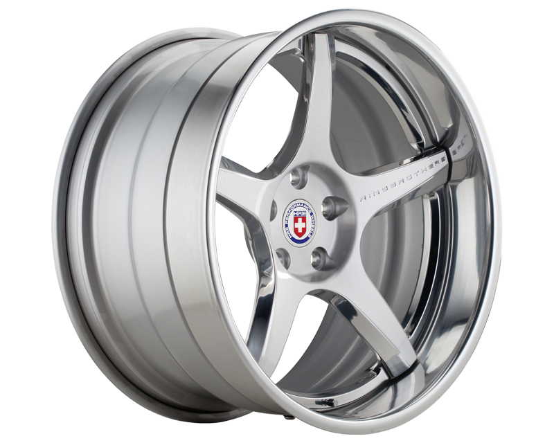 HRE Ringbrothers Edition RB2 3-piece Wheel
