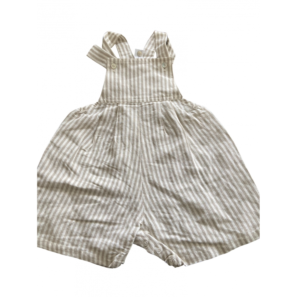 Bonpoint \N Beige Cotton Shorts for Kids 2 years - up to 86cm FR