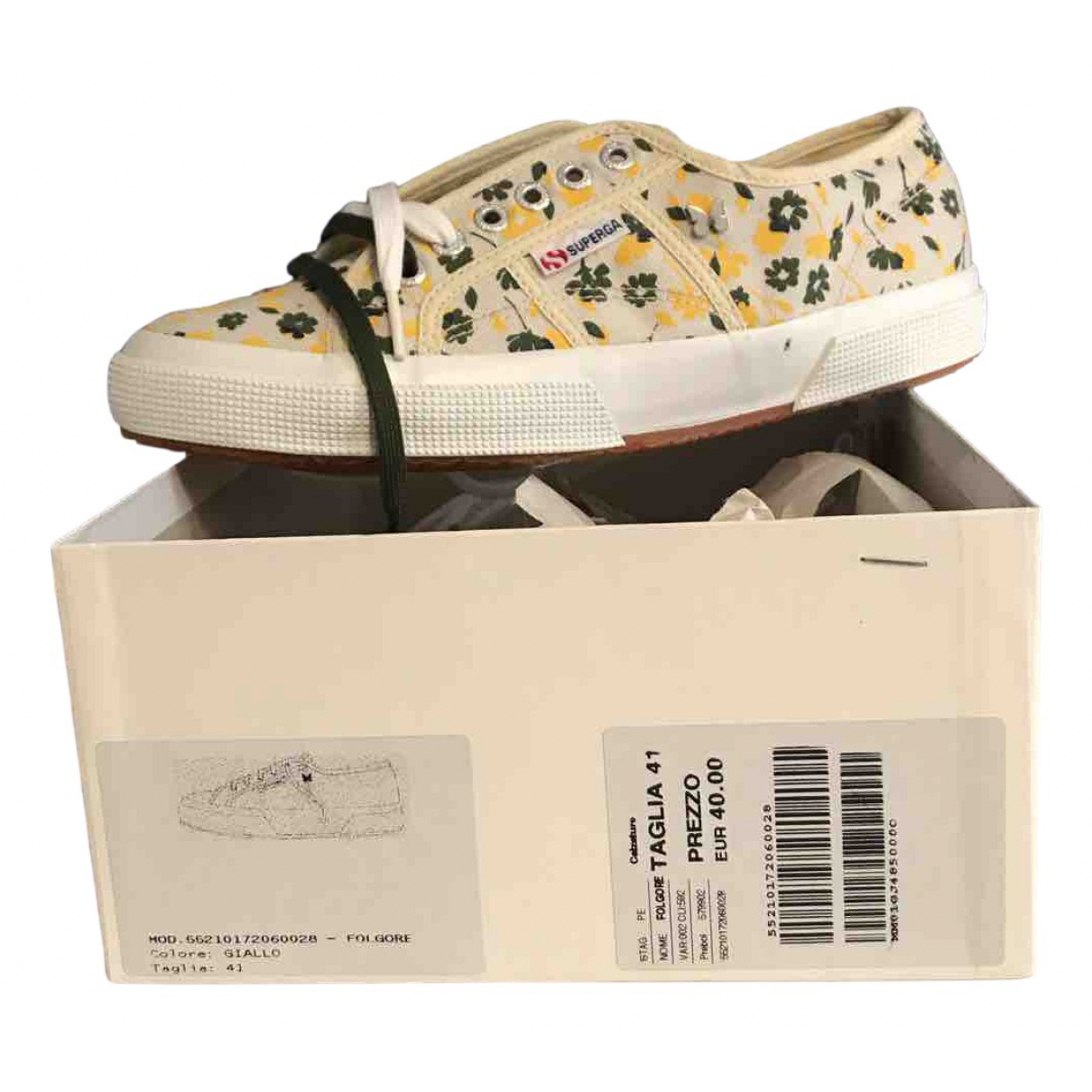 Converse \N Multicolour Cloth Trainers for Women 41 IT