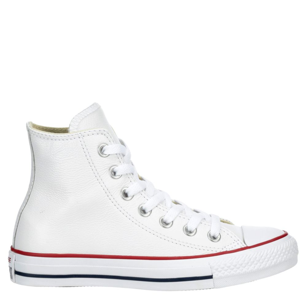 Converse Womens Chuck Taylor All-Star High-Top Leather Shoes Sneakers