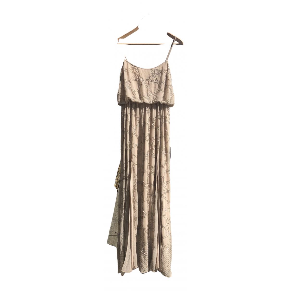 Needle & Thread - Robe   pour femme - beige