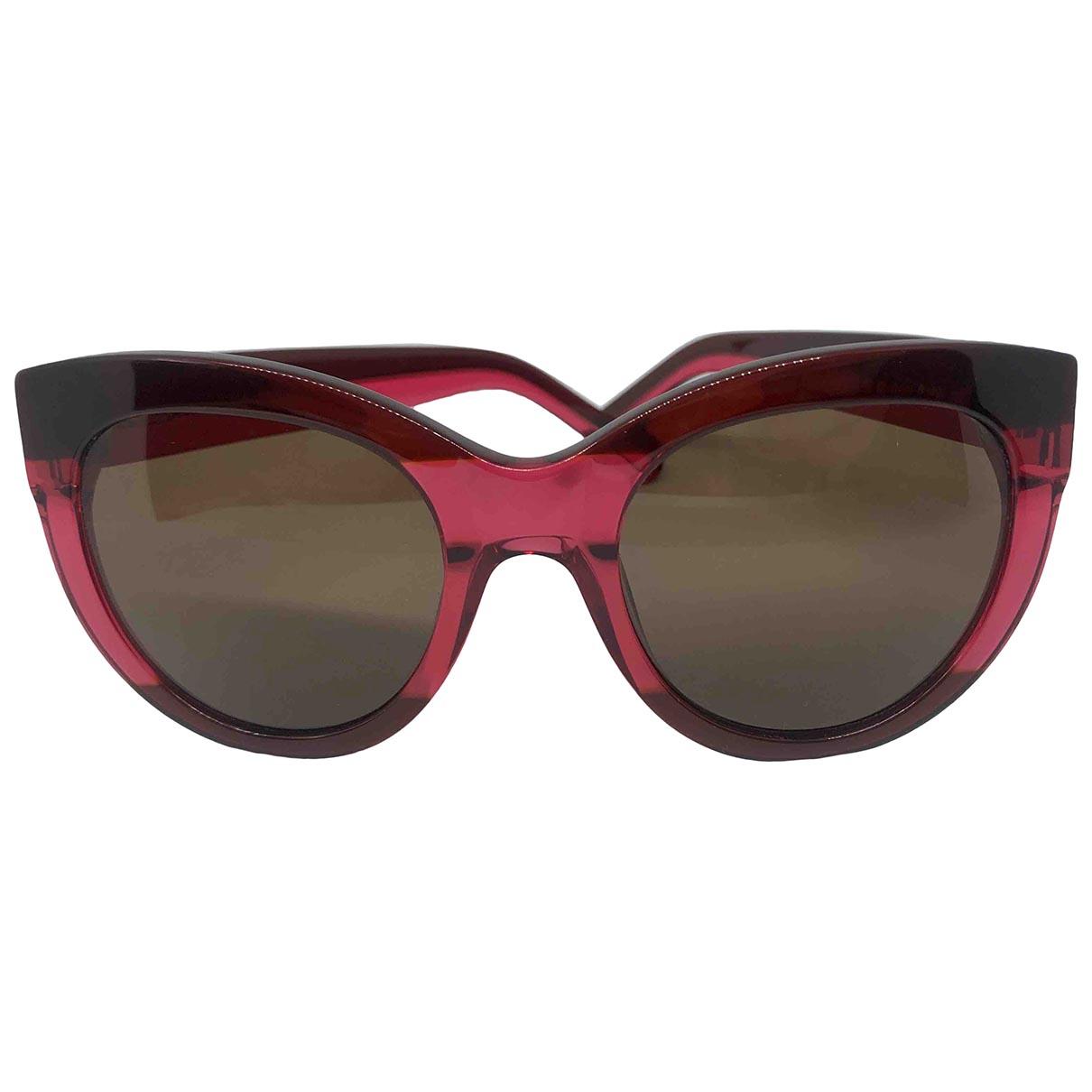 Sonia Rykiel \N Red Sunglasses for Women \N