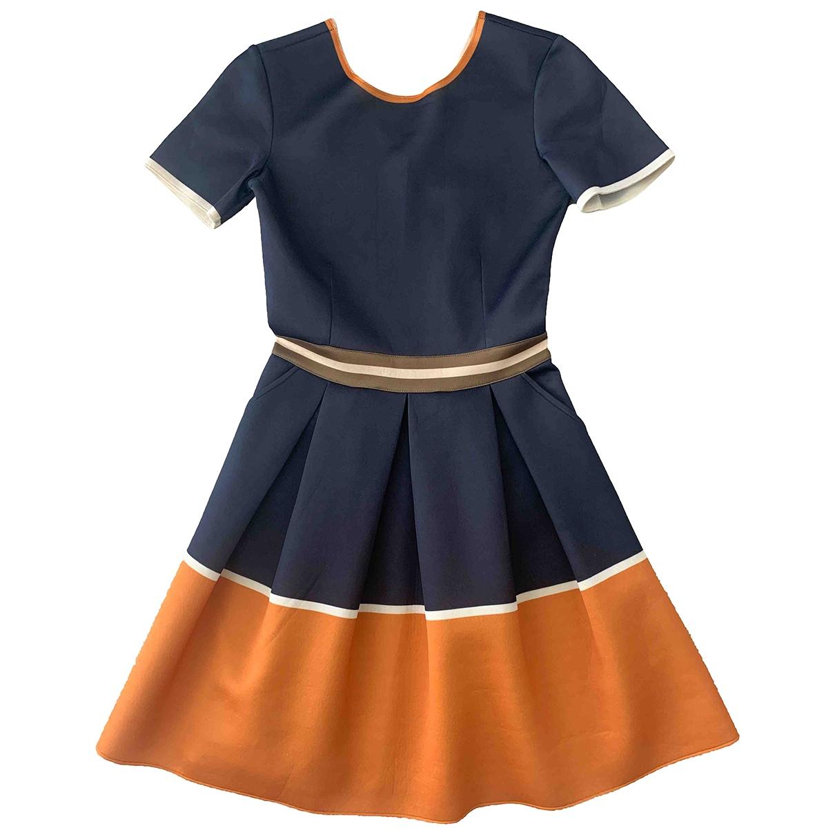 Patrizia Pepe \N Blue dress for Women 38 IT