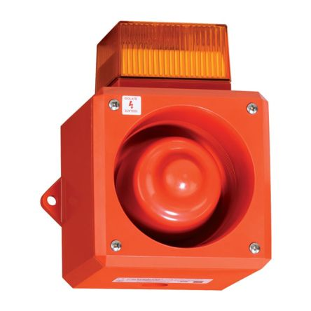 Clifford & Snell YL5IS Sounder Beacon LED, 12/24v DC