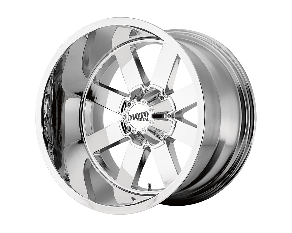 Moto Metal MO96281087224N MO962 Wheel 18x10 8x8x170 -24mm Chrome