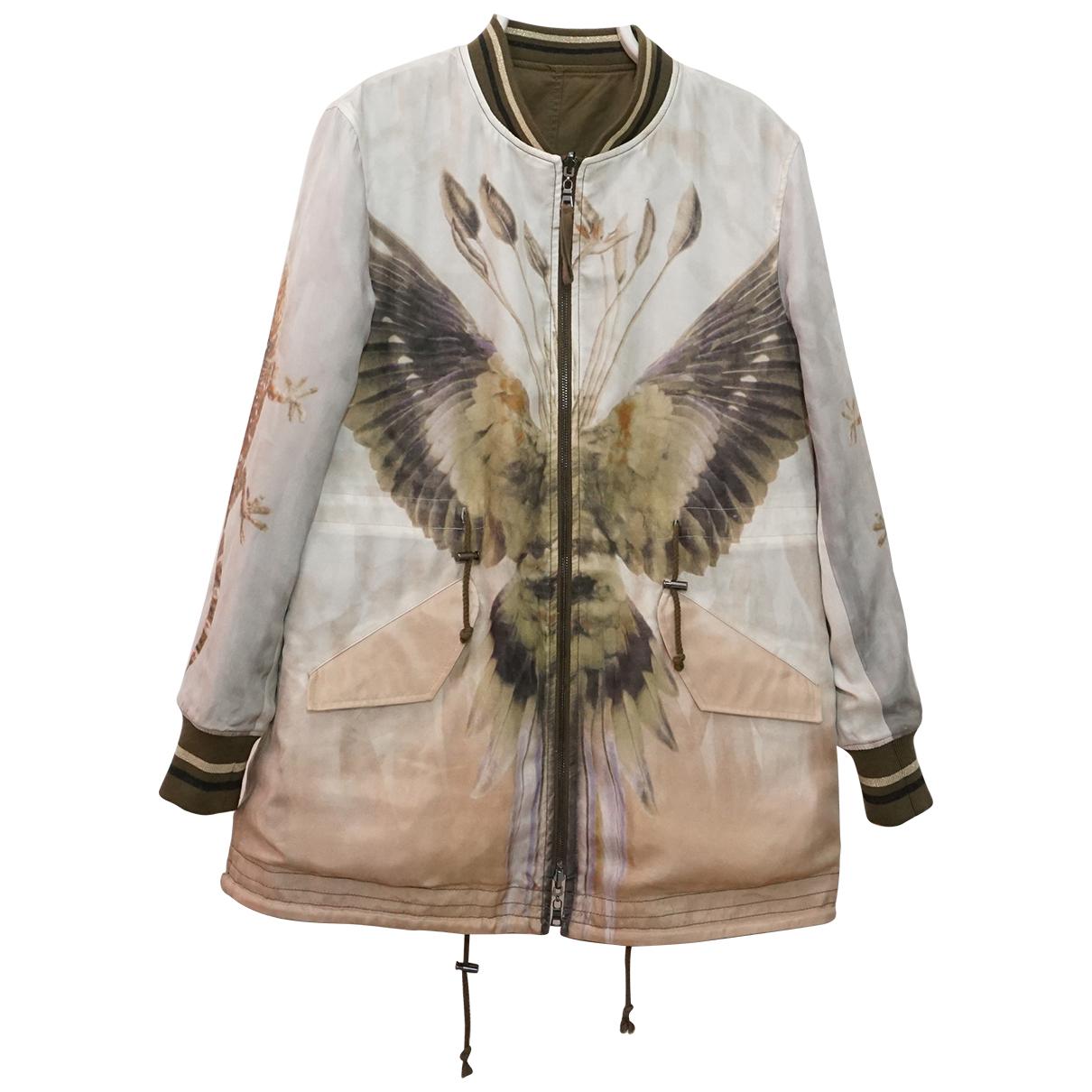 Blonde No.8 N Multicolour Cotton jacket for Women M International