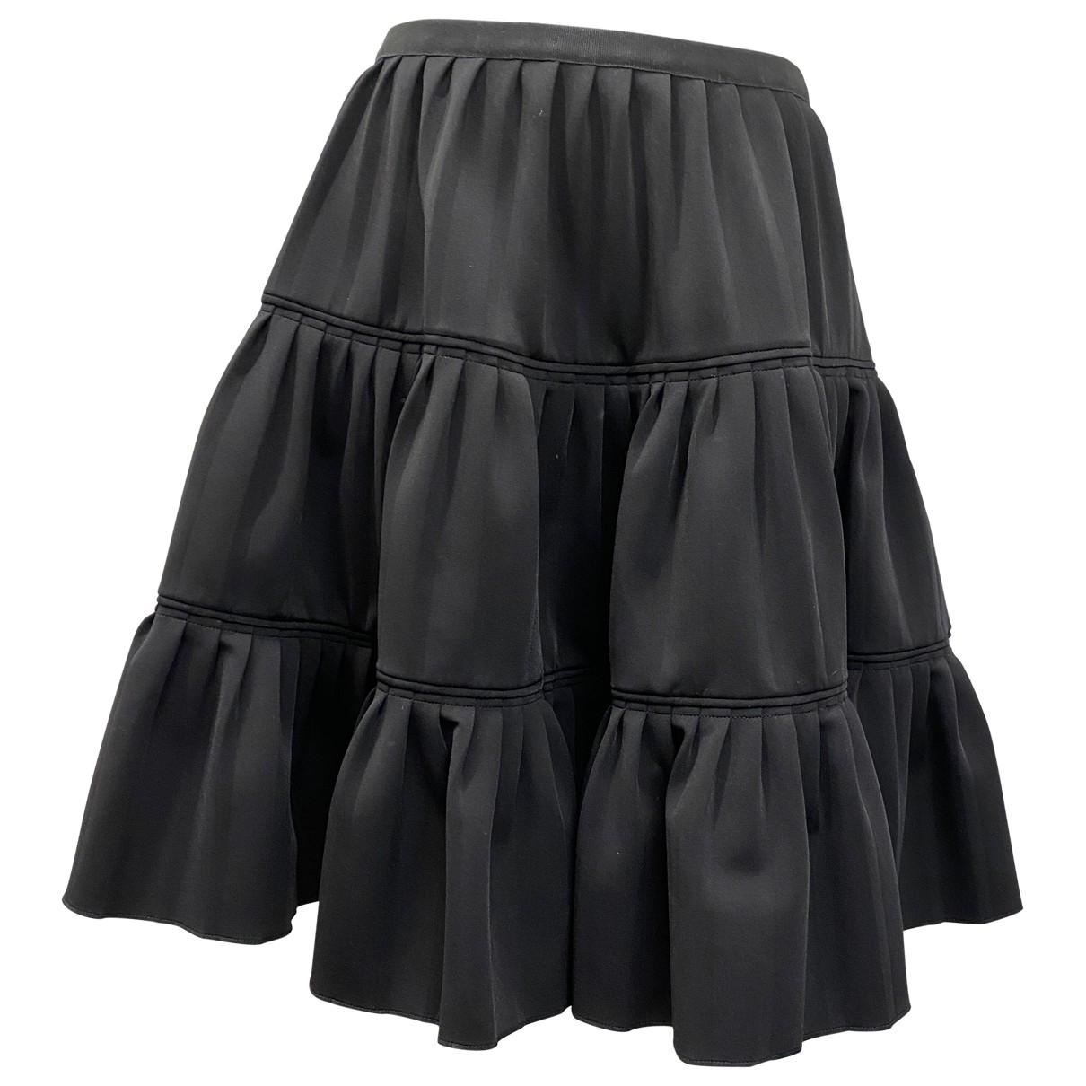 Givenchy \N Black skirt for Women 38 FR