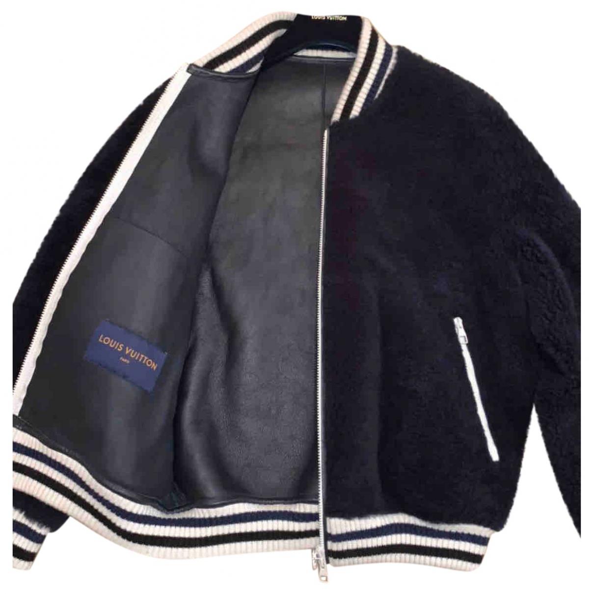 Louis Vuitton \N Wool jacket  for Men 50 FR