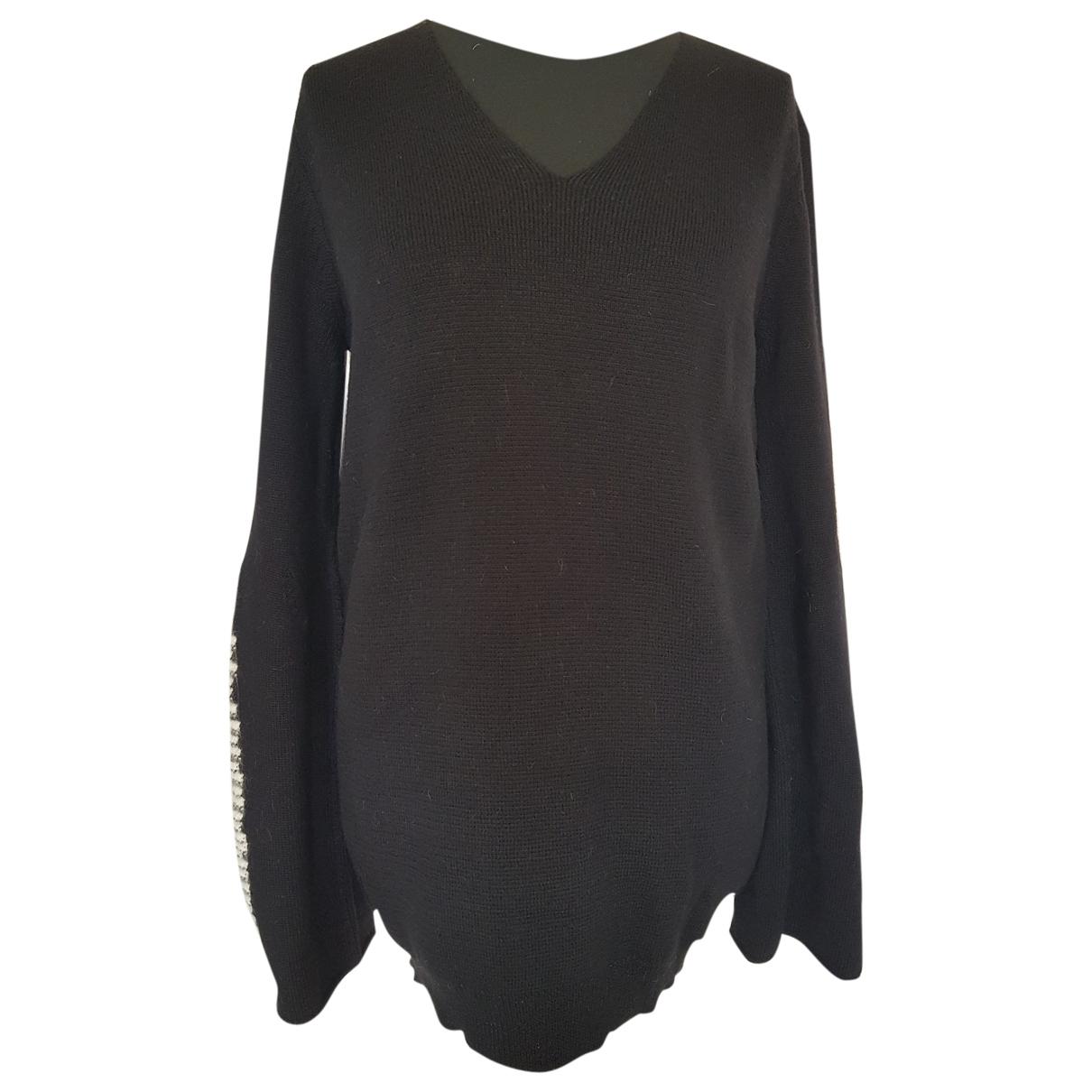 Rick Owens \N Black Wool Knitwear for Women 46 FR
