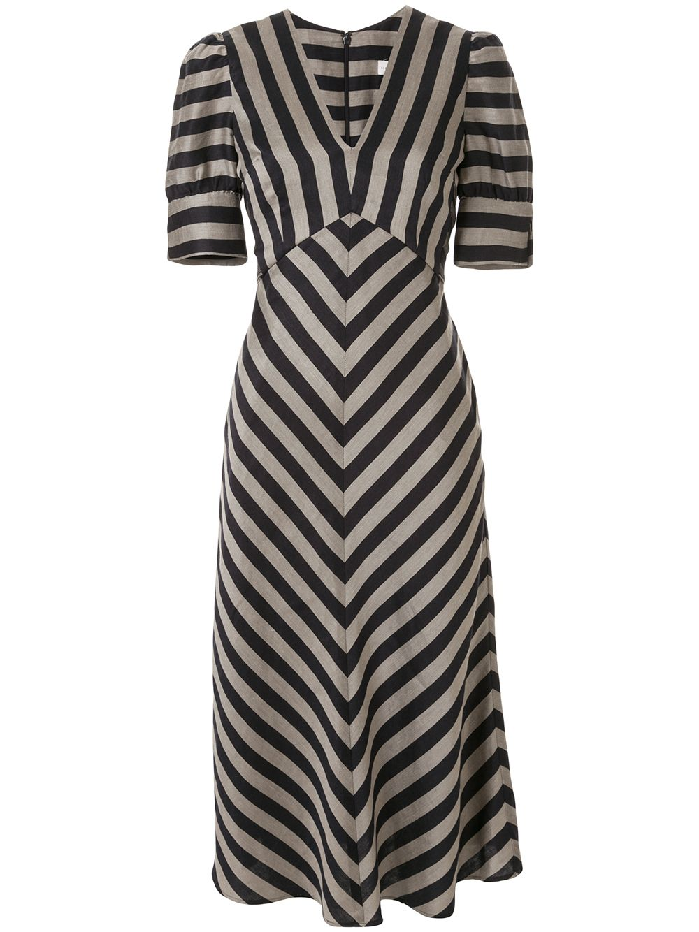Nautique Midi Dress