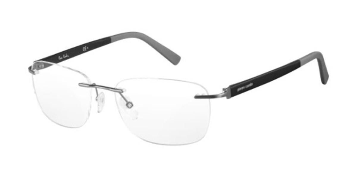 Pierre Cardin P.C. 6831 UJM Men's Glasses Gold Size 55 - Free Lenses - HSA/FSA Insurance - Blue Light Block Available