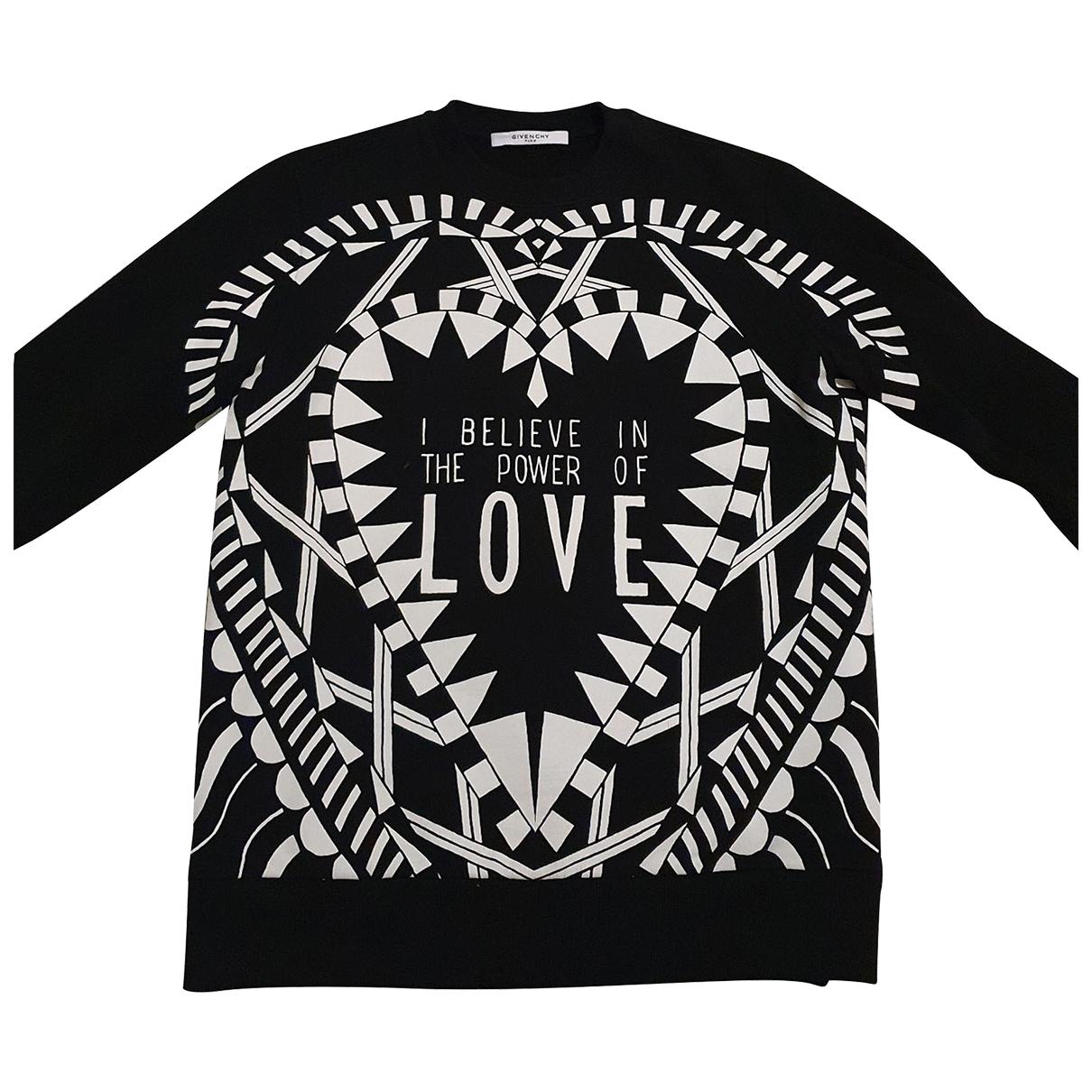 Givenchy \N Black Cotton Knitwear & Sweatshirts for Men S International