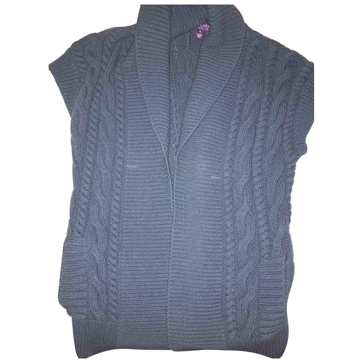 Ralph Lauren Collection - Pull   pour femme en cachemire - bleu