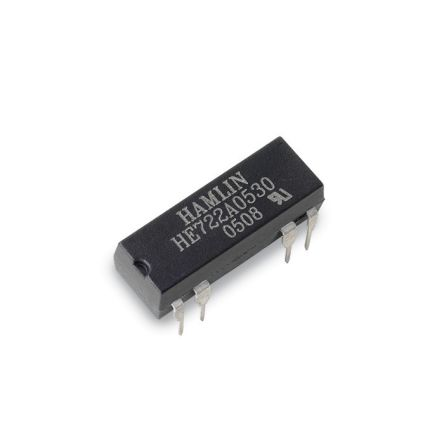 Littelfuse SPNO Reed Relay, 5V dc (500)