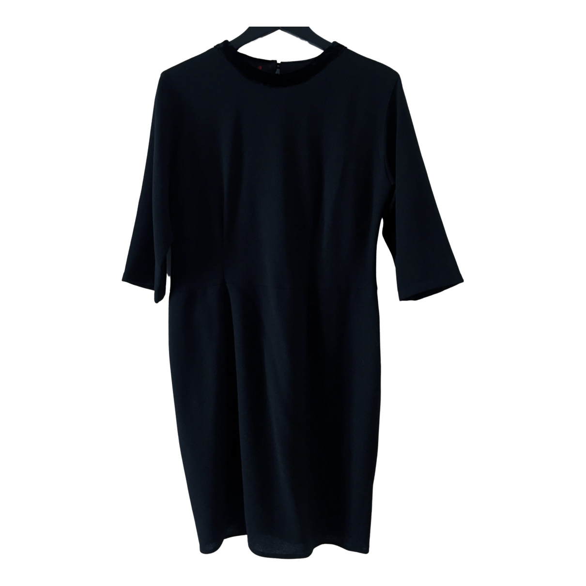 Non Signé / Unsigned \N Black dress for Women 44 IT