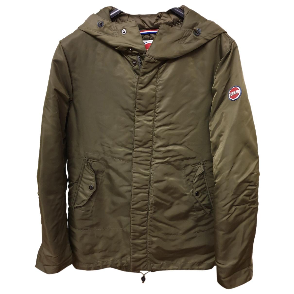 Colmar N Green jacket & coat for Kids 16 years - M UK