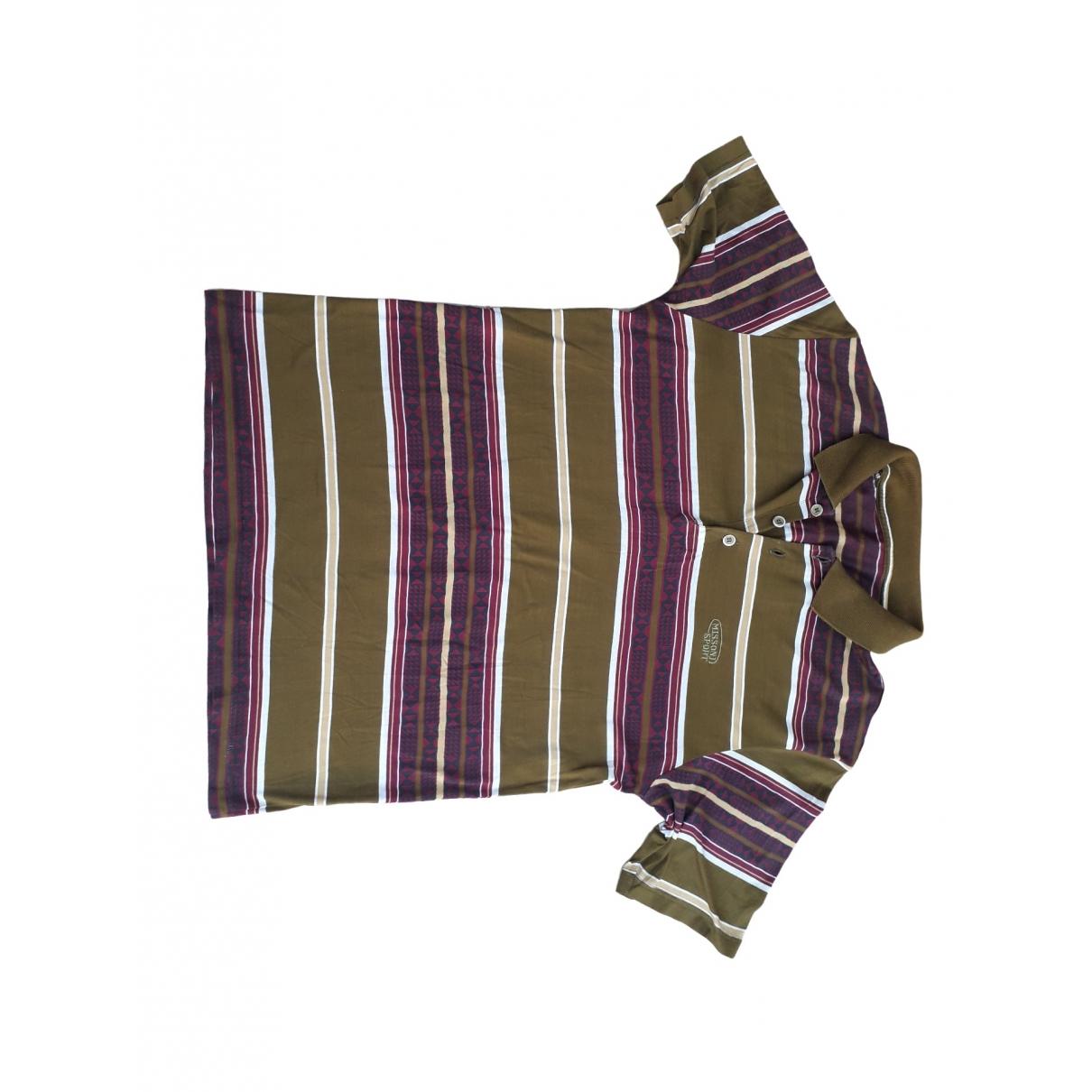 Missoni \N Poloshirts in  Gruen Baumwolle
