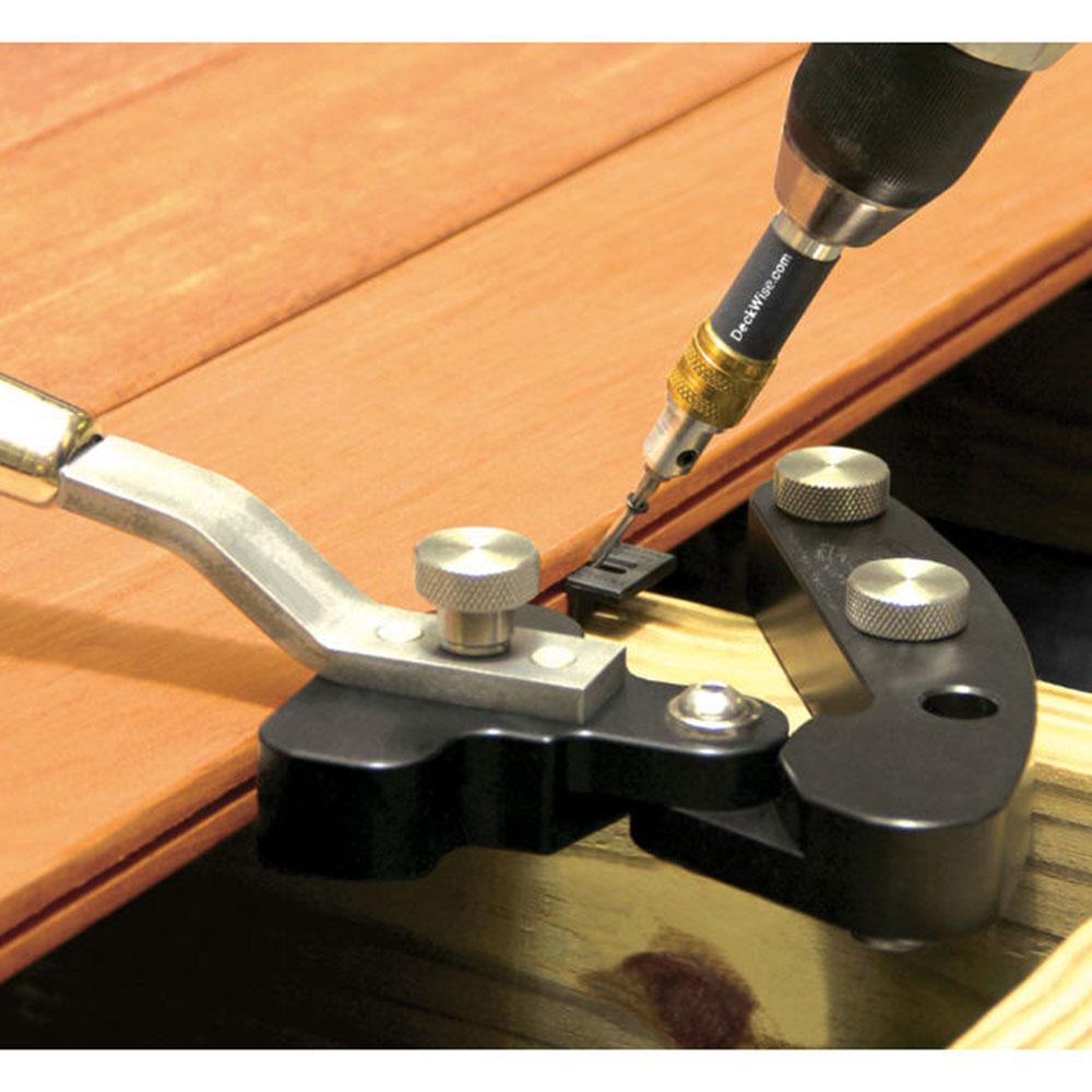 Hardwood Wrench Stainless Steel Deck Board Straightener Tool