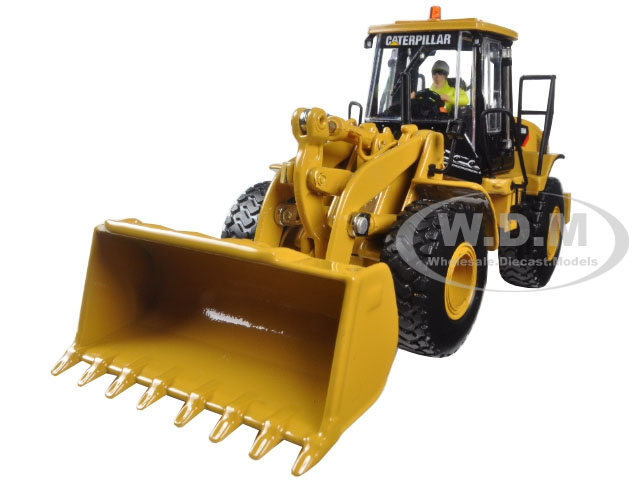 CAT Caterpillar 950H Wheel Loader with Operator