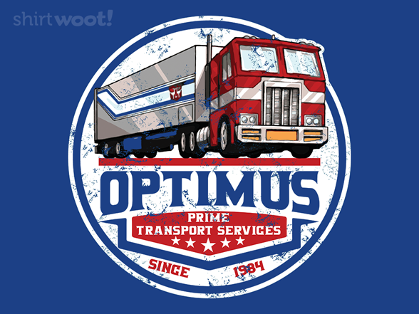 Prime Trucking Services T Shirt