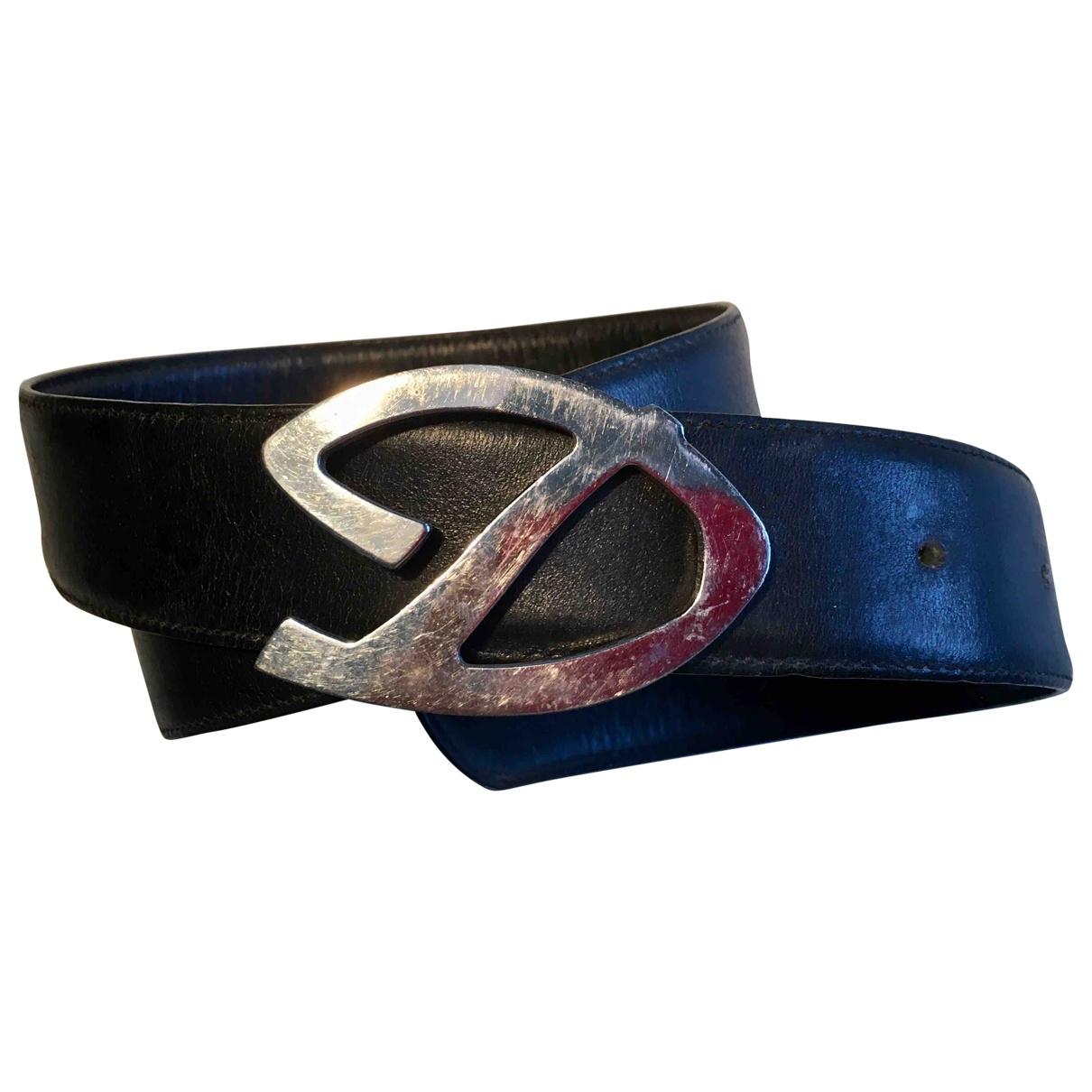 Cinturon de Cuero S.t. Dupont