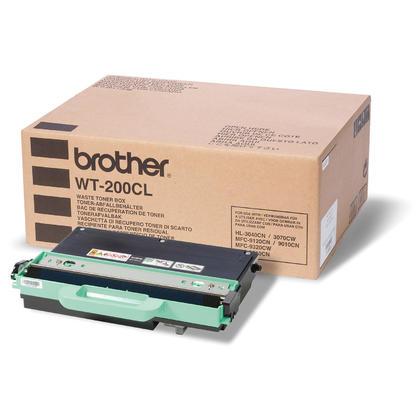 Brother WT200CL contenant de toner usé - Toner non inclus