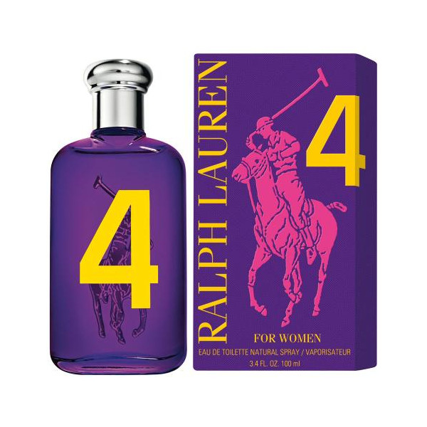 Big Pony 4 Women - Ralph Lauren Eau de toilette en espray 100 ML