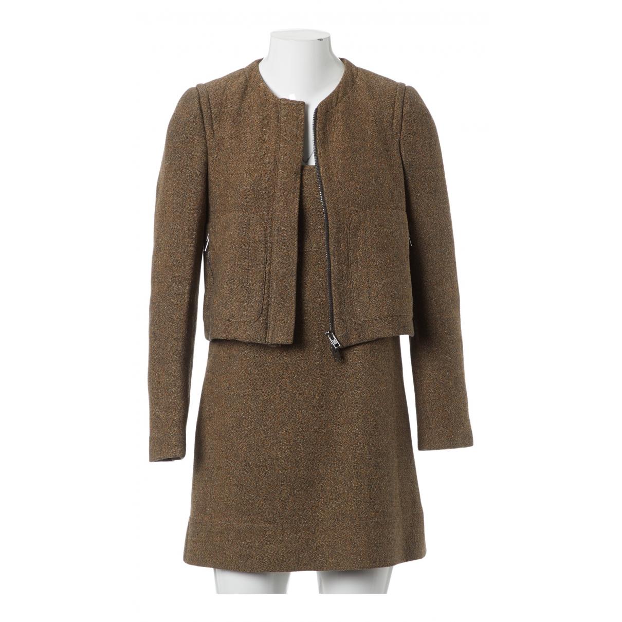 Stella Mccartney \N Brown Tweed jacket for Women 38 IT