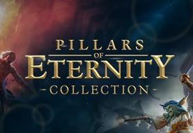 Pillars of Eternity Collection Bundle (Obsidian) Steam CD Key