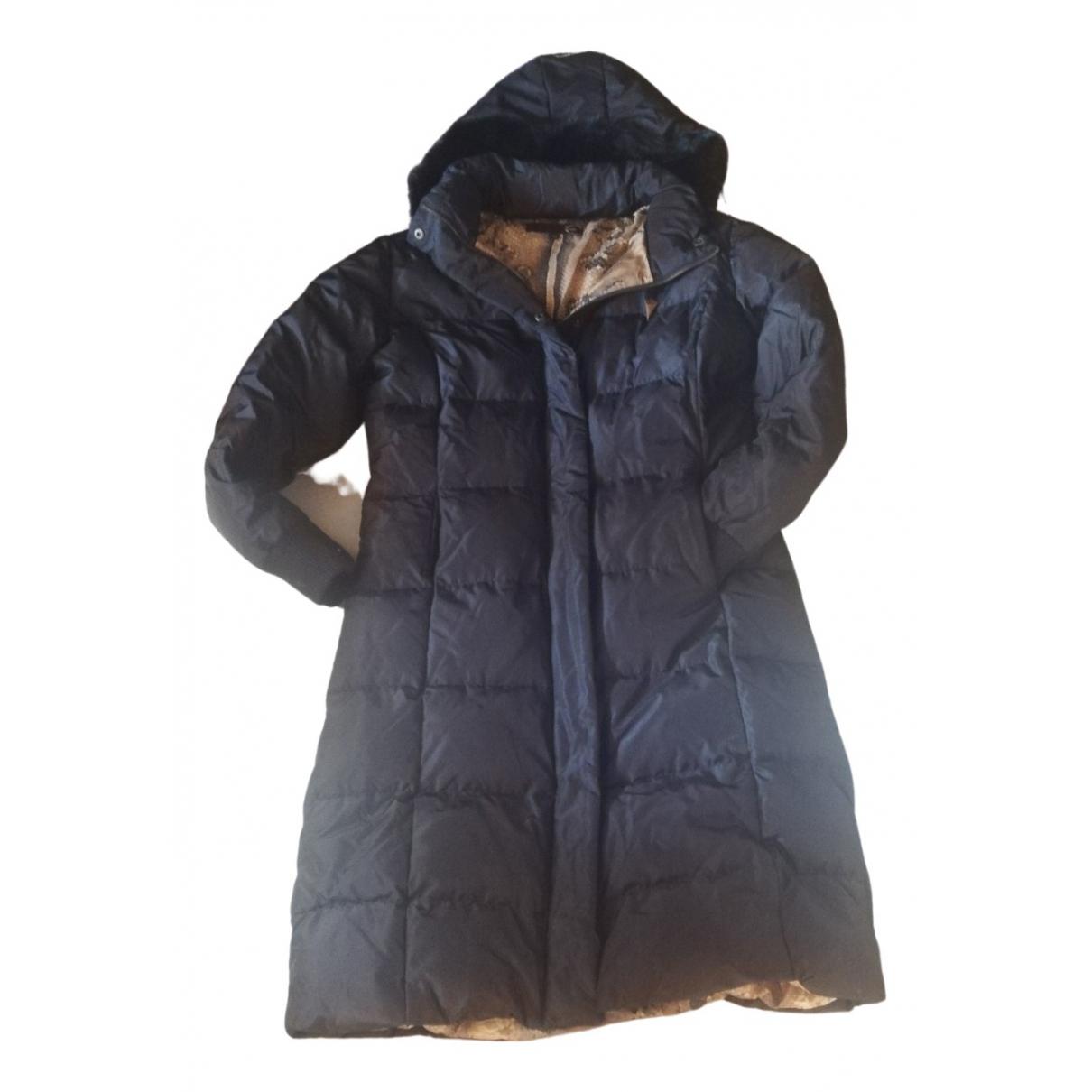 Just Cavalli \N Black Cotton jacket for Women 42 IT