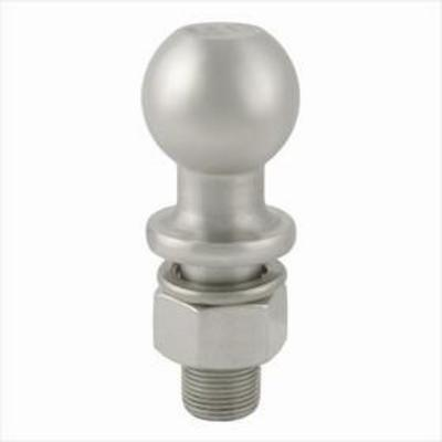 Curt Manufacturing Trailer Hitch Ball (Stainless Steel) - 40051