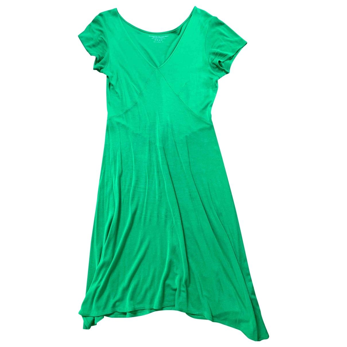 Majestic Filatures - Robe   pour femme - vert