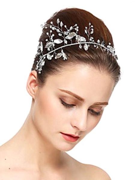 Milanoo Tocados de boda S Accesorios para el cabello para la novia
