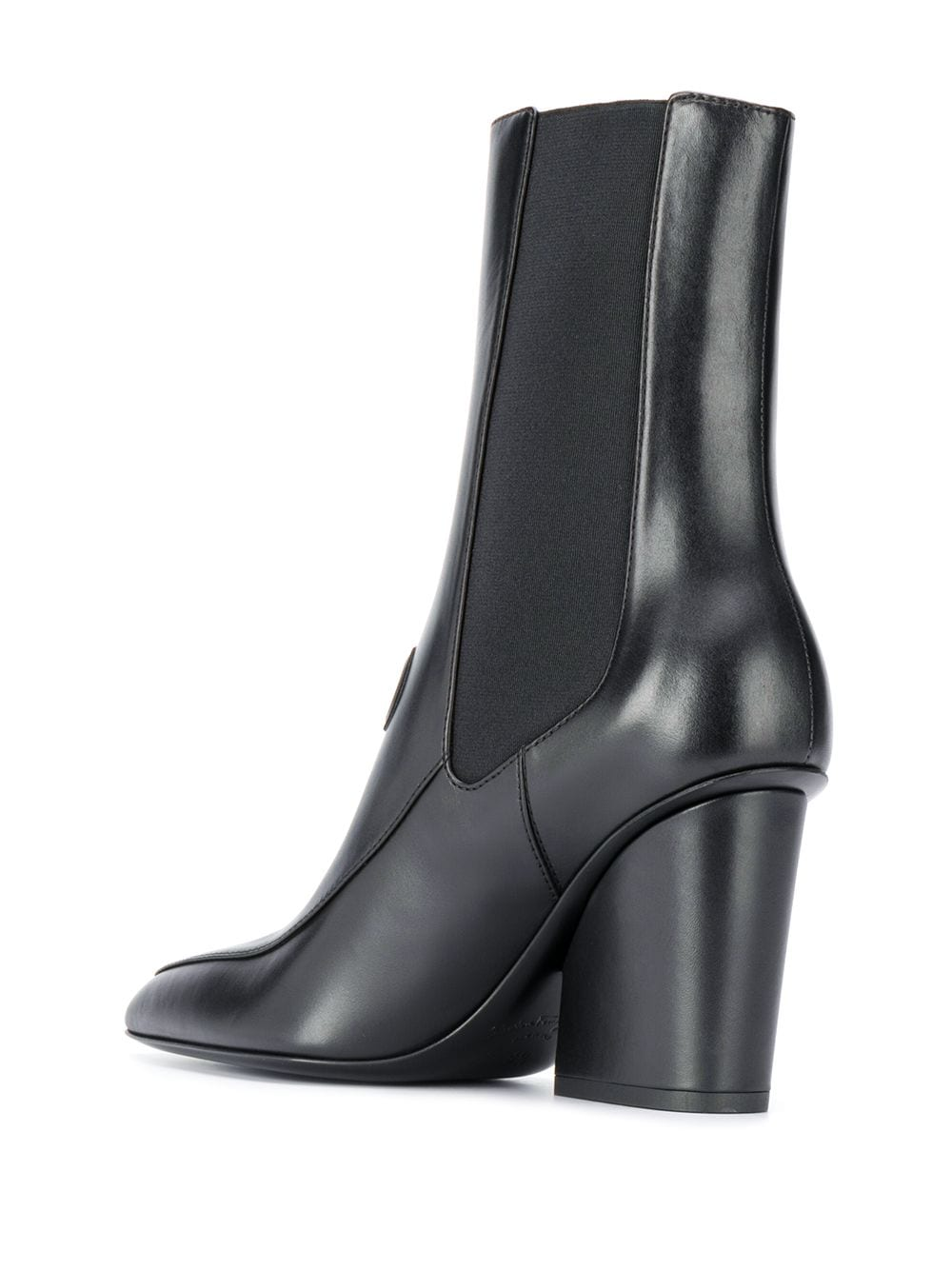 Marineo Lether Boots