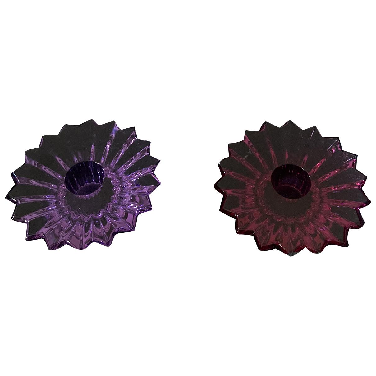 Baccarat - Objets & Deco   pour lifestyle en cristal - rose
