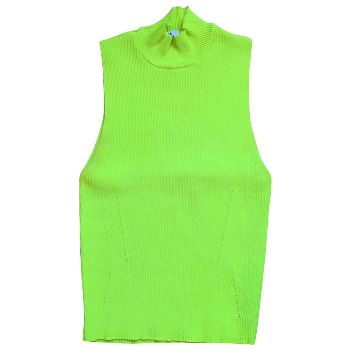 Zara \N Yellow  top for Women M International