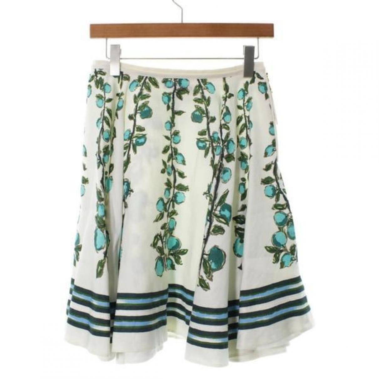 Mini falda de Lino Louis Vuitton