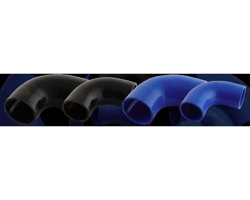 TurboXS txs-E90-57-BLK Silicone 90 Degree Elbow Coupler 57mm