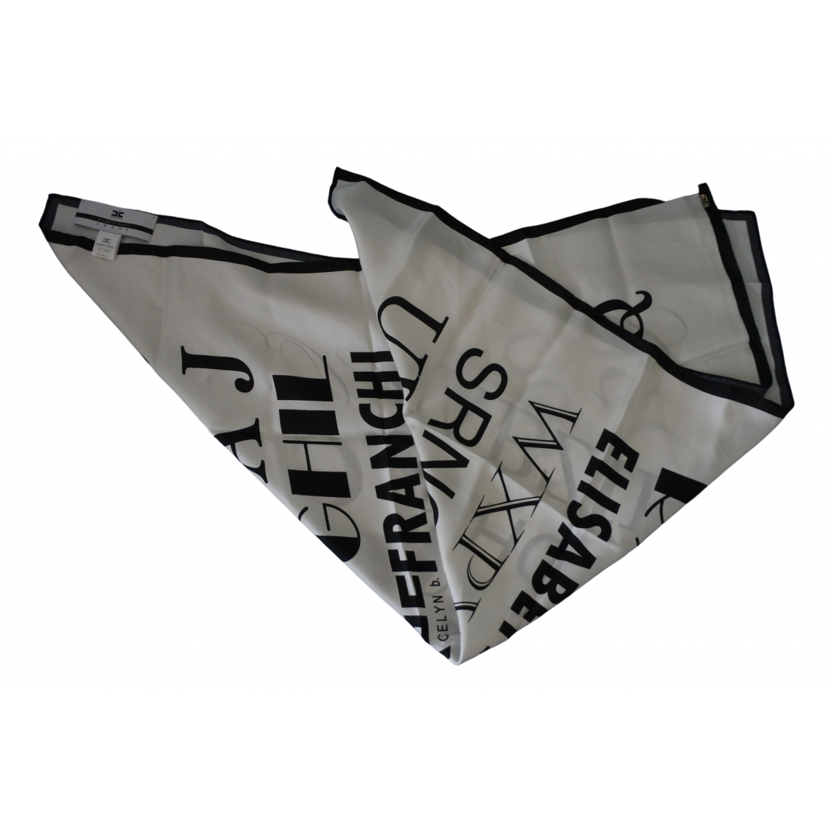 Elisabetta Franchi \N Silk scarf for Women \N