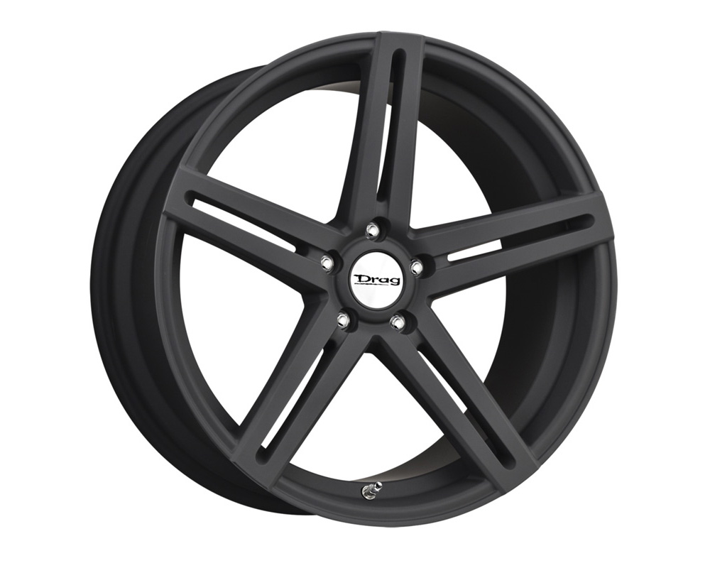 Drag DR-60 Flat Black Full Painted 19x9.5 5x114.3 20
