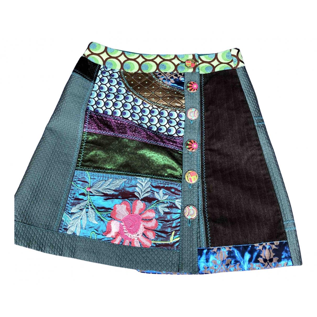 Desigual N Multicolour skirt for Women 38 FR