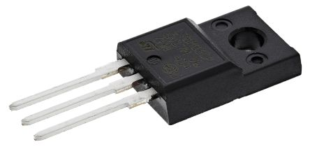 STMicroelectronics , 5 V Linear Voltage Regulator, 500mA, 1-Channel 3-Pin, TO-220FP L78M05CP (10)