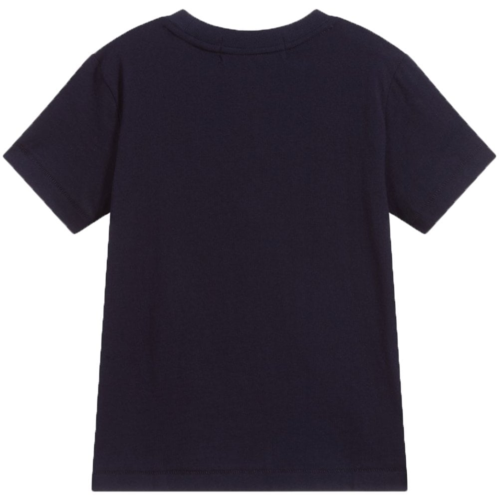 Ralph Lauren Polo Sport T-Shirt Navy Size: S (8 YEARS), Colour: NAVY