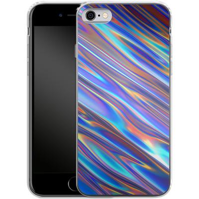 Apple iPhone 6 Silikon Handyhuelle - Iris von Danny Ivan
