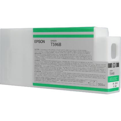 Epson T596B00 350ml Original Green Ink Cartridge
